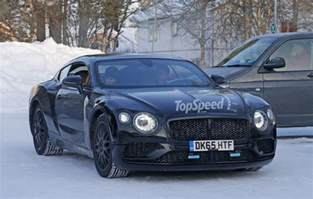 2018 bentley continental gt picture 668688 car review