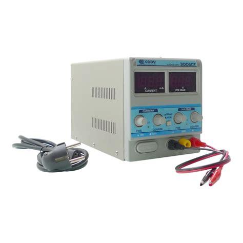Power Supply 3005dt By Mmi power supply 3005dt power supply 30v 5a