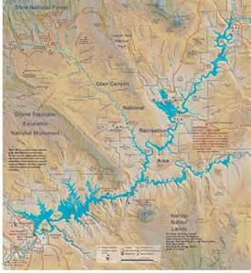 file lake powell map pdf