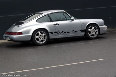 porsche type 964 gallery photos du jour porsche 911 type 964 carrera 2