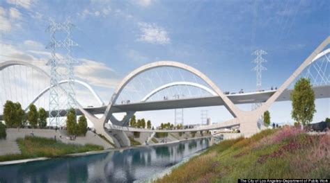 city announces new design for sixth street bridge kcet this is what los angeles could look like in 2033 huffpost