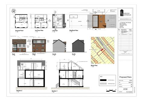design home extension app planning applications and architects in hackney london