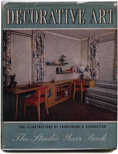 decorative art yearbook modernism101 decorative art 1952 1953 holme and