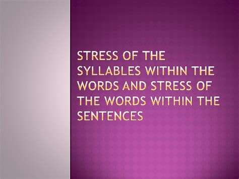 games for teaching word stress and intonation ppt video 45 free intonation rhythm and stress worksheets