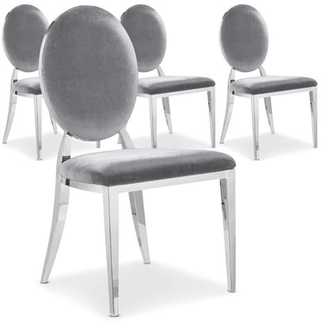 M Chaises by Chaise Medaillon Velours Maison Design Wiblia