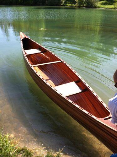 canoe images  pinterest boat building