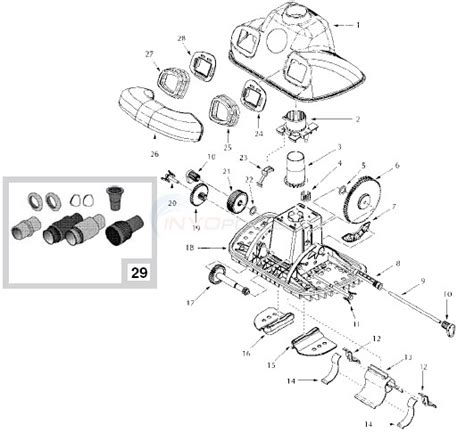 shark navigator parts diagram sta rite pool shark parts inyopools