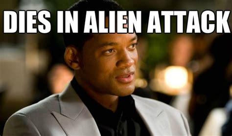 Will Smith Meme - how would these celebrities die as ironically as paul