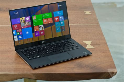 Laptop Dell Xps 13 dell s xps 13 is a look at the future of laptops the verge