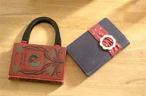 How Do You Make A Wallet Out Of Paper - how to make a purse clutch from a book