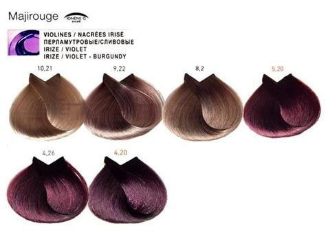 l oreal majirel hair color 5 6 5r ionene g incell permanent professional dye new ebay majirel l oreal professionnel3 irise hair color charts