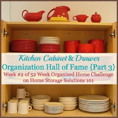 home storage solutions 101 organized home kitchen drawer and cabinet organization before and after