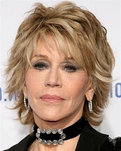 short funky hairstyles for 60 year olds hair styles for women over 65 short hairstyle 2013