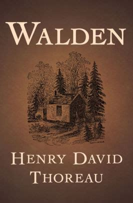 Walden By Henry David Thoreau Nook Book Ebook Barnes