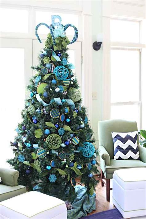 decorating with mesh ribbon christmas trees apps directories