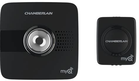 Smartphone Garage Door Opener The Funky Monkey Giveaway Chamberlain Myq Smartphone Garage Door Opener