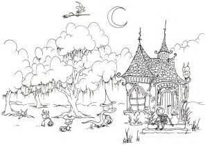 halloween coloring pages 1 coloring kids