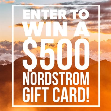 Where To Buy Nordstrom Gift Card - 500 nordstrom gift card giveaway jeans and a teacup