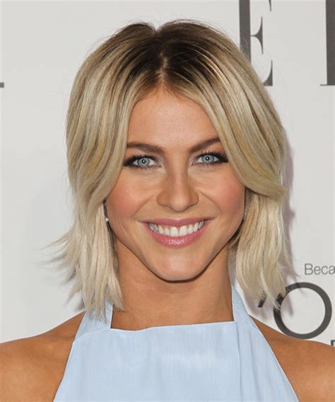 how to have julianne hough hairstyle julianne houghs perfect messy bob hairstyles thehairstyler