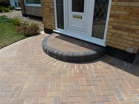 Home Design Before And After gary cooper paving autumn gold omega with charcoal high