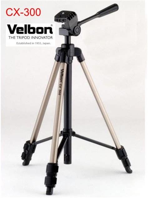 Tripod Velbon Cx 300 velbon cx 300 photo tripod price review and buy in uae dubai abu dhabi souq