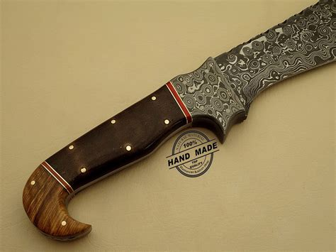 Handmade Chefs Knives - professional damascus chef s knife custom handmade