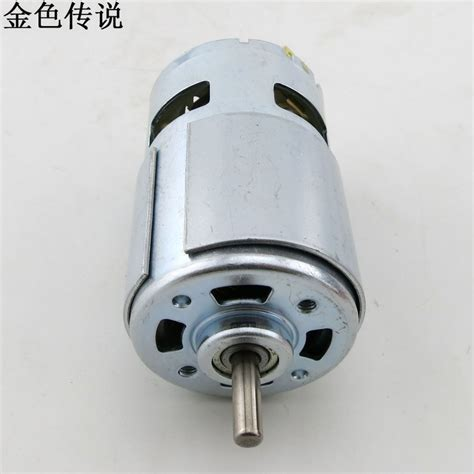 Hair Dryer Motor Voltage ღ ღ775 shaft ᗖ motor motor high speed high torque dc