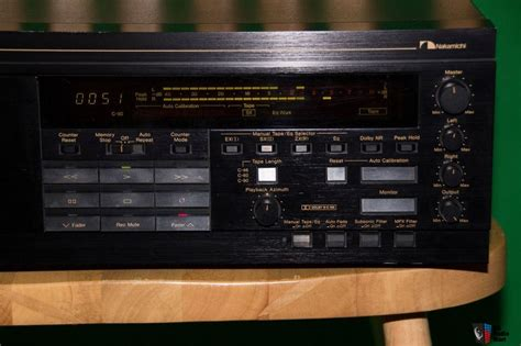 best nakamichi cassette deck nakamichi cr 7a legendary cassette deck the last and the