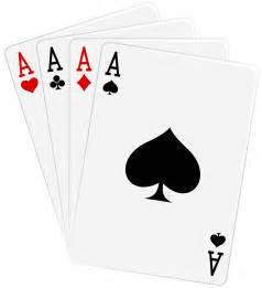 Pictures Of Bow Windows four aces cards png clipart best web clipart