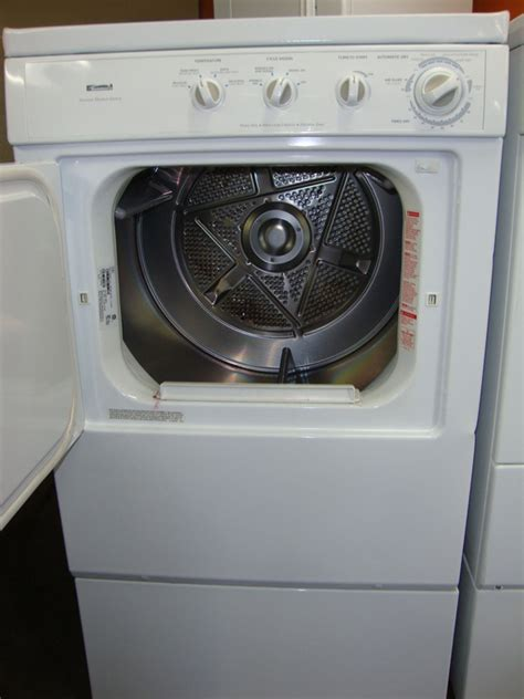 perfect  apartment size washer  dryer homesfeed