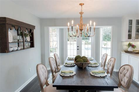 Formal Dining Room Curtains a fixer upper dilemma classic and traditional vs new and