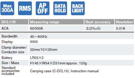 Hioki 3280 20 Ac Cl Meter Truerms e k 236 m ac sanwa dcl11r 300a truerms
