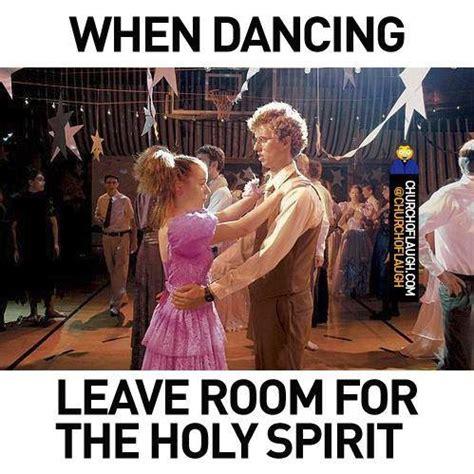 leave room for the holy spirit christian memes