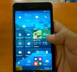 Windows 10 mobile build 10586 11 on lumia 640 xl amp lumia 525 hands on
