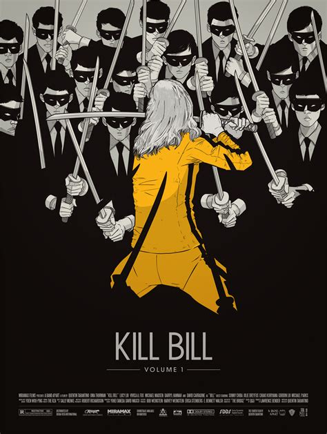 design is one movie kill bill by gianmarco magnani cromeyellow com
