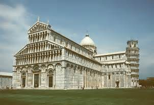 Centers For The Blind Images Of The Pisa Cathedral Digital Imaging Project Art