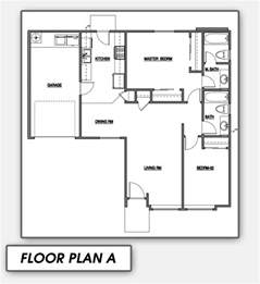 Large Bathroom Floor Plans floor plan a is a comfortable two bedroom unit featuring a separate