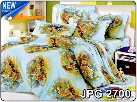 Bed Cover Sprei Katun Jepang 100 Ukuran 180x200x30cm 3 sprei zoo uk 100 t 25 warungsprei