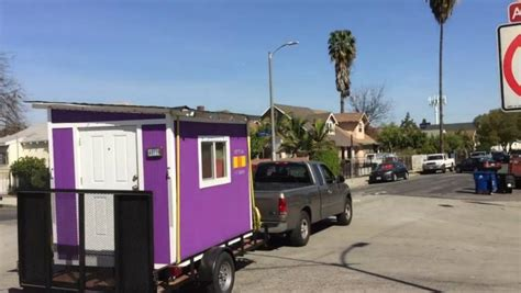 tiny houses in los angeles l a orders removal of tiny houses built for homeless ny