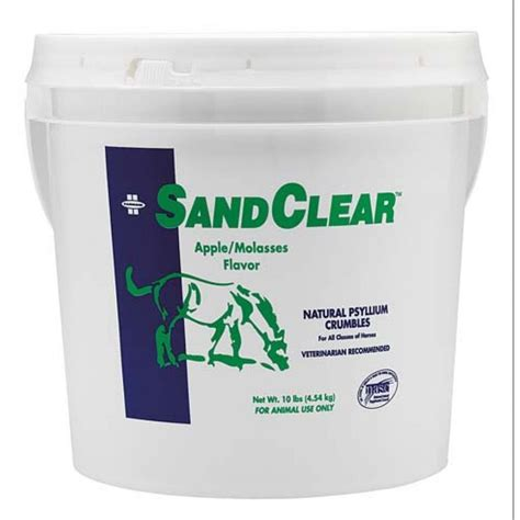 Gel Like Discharge In Stool by Find Lowest Price On Sandclear For Horses Size 20 Lbs Pet