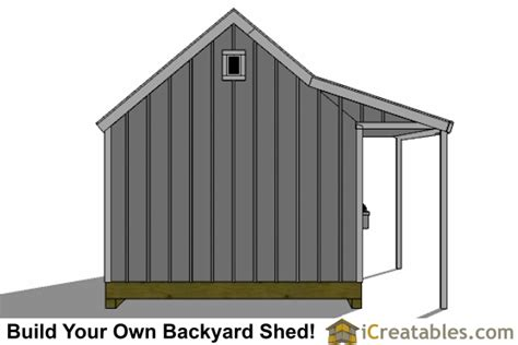 Cape Cod Shed Plans by 12x16 Cape Cod Shed With Porch Plans Icreatables