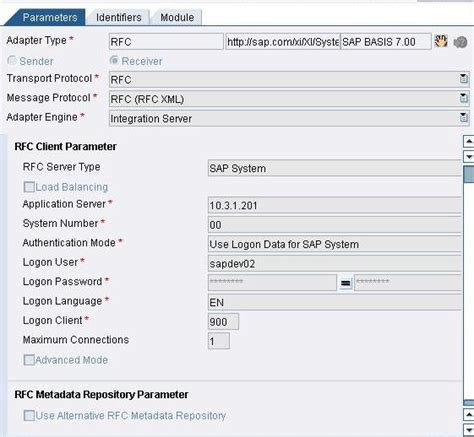 tutorial rfc sap saptechnical com usage of soap lookup and rfc lookup in