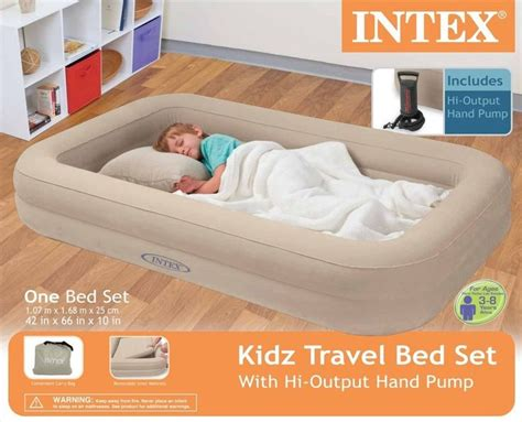 inflatable toddler bed 25 best ideas about portable toddler bed on pinterest