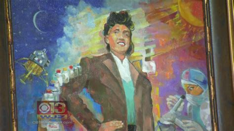 105 7 the fan listen portrait of henrietta lacks unveiled at city hall 171 cbs