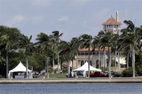 is trump at mar a lago fact check do trump s mar a lago trips cost 3 million