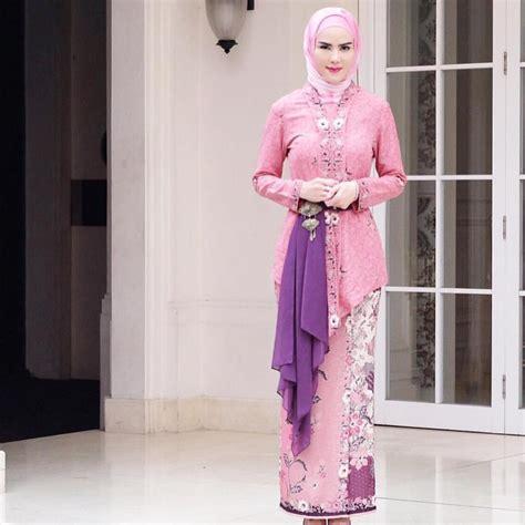 foto trend kebaya 2016 model kebaya muslimah hairstylegalleries com