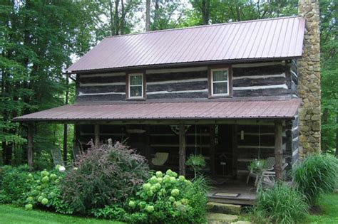 1800 Hocking Cabins by Cola Cabins