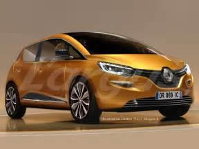 Nouvelle Renault Scenic Scoop Nouveau Renault Scenic 4 2016 Premi 232 Res Infos
