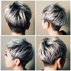 silver color hair 20 new highlights for black hair popular haircuts