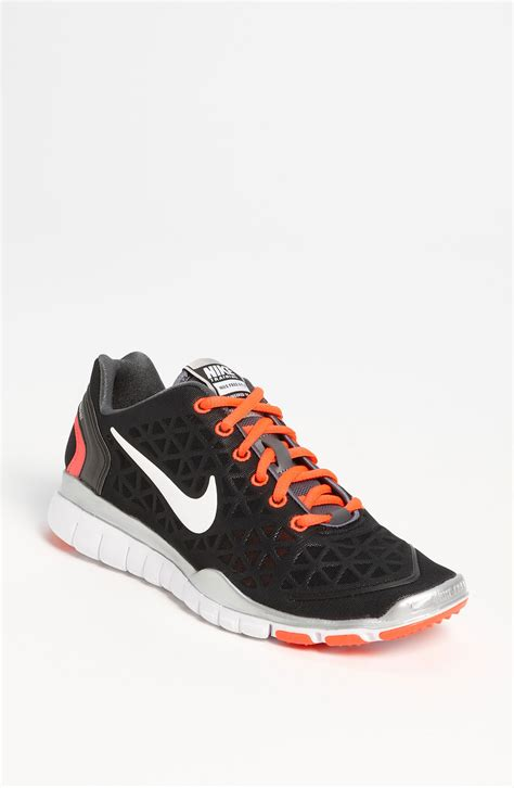Nike Free Tr Fit 2 Shoes For Men Black Grey Etsy | nike free tr fit 2 training shoe in black black crimson